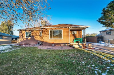 2182 S Zenobia Street, Denver, CO 80219 - MLS#: 8376276