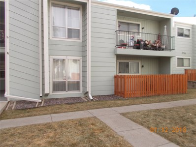 2215 E Geddes Avenue UNIT K08, Centennial, CO 80122 - MLS#: 8382440