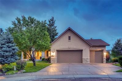 5707 Creekwood Court, Colorado Springs, CO 80918 - #: 8382970