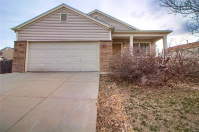15826 E 99th Place, Commerce City, CO 80022 - MLS#: 8383710