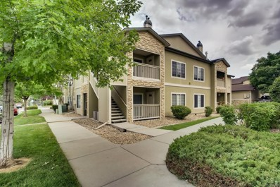 10136 E Carolina Place UNIT 201, Aurora, CO 80247 - MLS#: 8385041