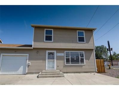 962 S Yates Street, Denver, CO 80219 - MLS#: 8385660