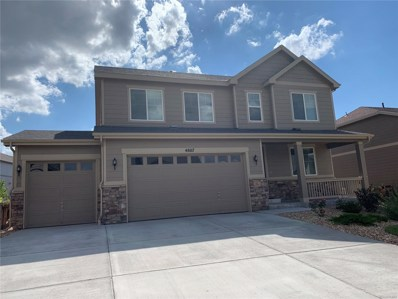 4807 S Rome Way, Aurora, CO 80015 - #: 8390927