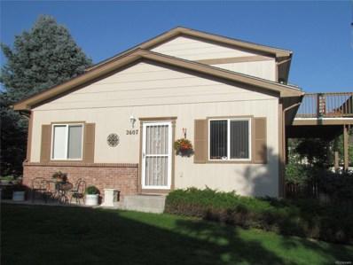 2607 Devonshire Court, Denver, CO 80229 - MLS#: 8393857