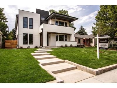 1435 S Steele Street, Denver, CO 80210 - MLS#: 8393996