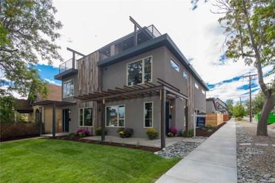 1010 W 39th Avenue, Denver, CO 80211 - MLS#: 8397962