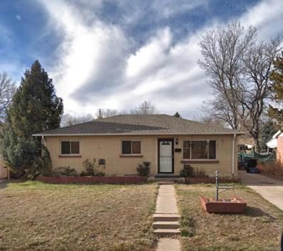 3231 S Utica Street, Denver, CO 80236 - #: 8400316
