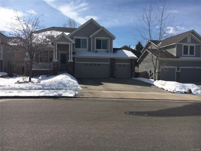 11693 Whooping Crane Drive, Parker, CO 80134 - #: 8403430