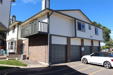 1725 S Allison Street UNIT D, Lakewood, CO 80232 - #: 8404013