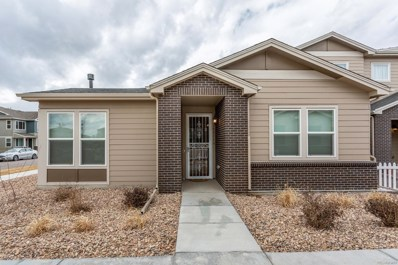 15511 W 64th Place UNIT A, Arvada, CO 80007 - MLS#: 8406470