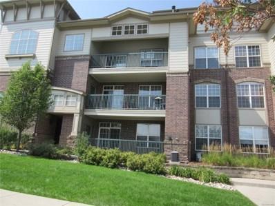3865 S Dayton Street UNIT 103, Aurora, CO 80014 - MLS#: 8408088