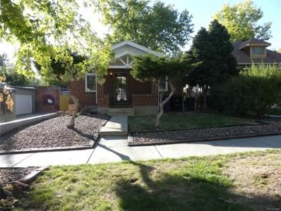 2323 Grove Street, Denver, CO 80211 - #: 8410847