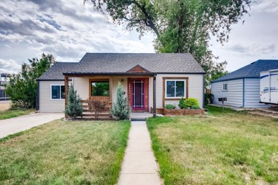 4835 Decatur Street, Denver, CO 80221 - #: 8414272