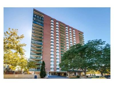 550 E 12th Avenue UNIT 409, Denver, CO 80203 - MLS#: 8414916