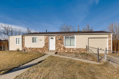 7481 Krameria Drive, Commerce City, CO 80022 - MLS#: 8417949