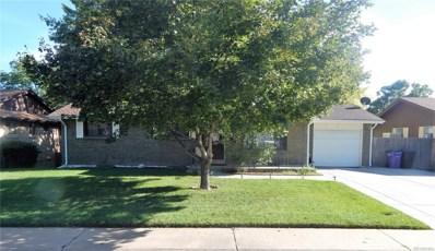 4780 W Temple Place, Denver, CO 80236 - MLS#: 8419166