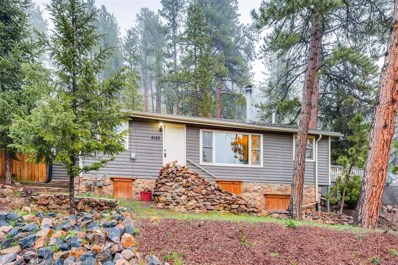 5150 Parmalee Gulch Road, Indian Hills, CO 80454 - #: 8420864