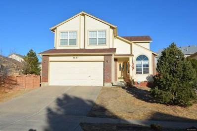 7037 Grand Prairie Drive, Colorado Springs, CO 80923 - MLS#: 8425774