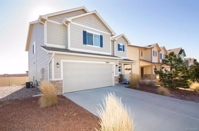 3824 Swainson Drive, Colorado Springs, CO 80922 - MLS#: 8427363