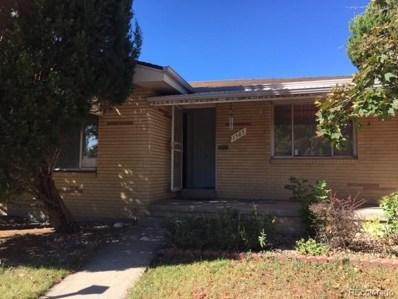1505 S Fenton Street, Lakewood, CO 80232 - MLS#: 8429241