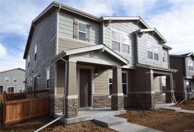 21745 E Quincy Circle, Aurora, CO 80015 - #: 8435933