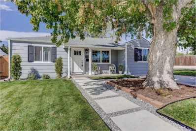 4755 Newton Street, Denver, CO 80211 - #: 8437205