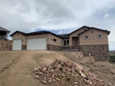 5541 Copper Drive, Colorado Springs, CO 80918 - MLS#: 8440559