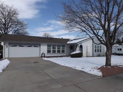 12839 E Cedar Avenue, Aurora, CO 80012 - MLS#: 8441529