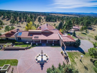 9358 Hilltop Road, Parker, CO 80134 - MLS#: 8441788