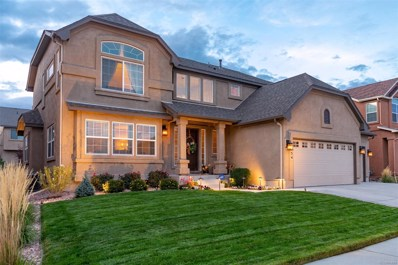5954 Brave Eagle Drive, Colorado Springs, CO 80924 - MLS#: 8448168