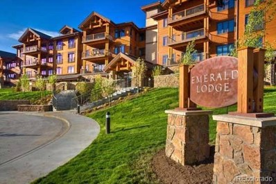 1800 Medicine Springs Drive UNIT 5301, Steamboat Springs, CO 80487 - #: 8448918