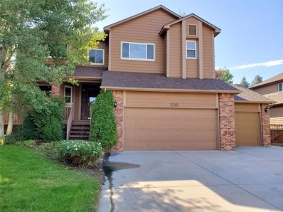 2240 Creekside Drive, Longmont, CO 80504 - #: 8456505