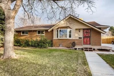 1740 Hopkins Drive, Denver, CO 80229 - MLS#: 8459623