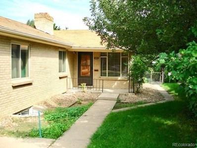 2462 S Ogden Street, Denver, CO 80210 - #: 8459823