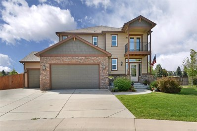 9100 Harlequin Circle, Frederick, CO 80504 - MLS#: 8461675