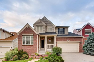 2888 Dragonfly Court, Castle Rock, CO 80109 - #: 8462358