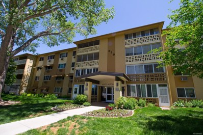 620 S Alton Way UNIT 3D, Denver, CO 80247 - MLS#: 8462508