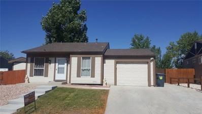 20561 E Coolidge Place, Aurora, CO 80011 - MLS#: 8463835