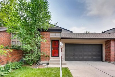 540 S Forest Street UNIT U, Denver, CO 80246 - MLS#: 8464625