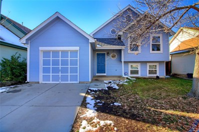 4603 S Buckley Way, Aurora, CO 80015 - MLS#: 8469943