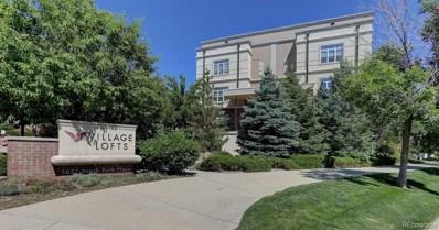 5677 S Park Place UNIT 101D, Greenwood Village, CO 80111 - MLS#: 8470062