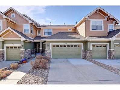 3681 S Perth Circle UNIT 103, Aurora, CO 80013 - MLS#: 8475333