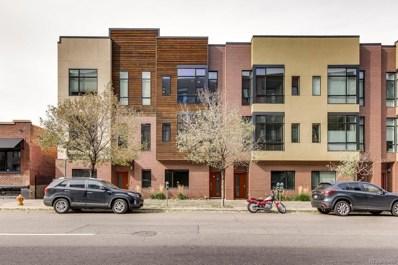 2325 Walnut Street UNIT 2, Denver, CO 80205 - #: 8476049