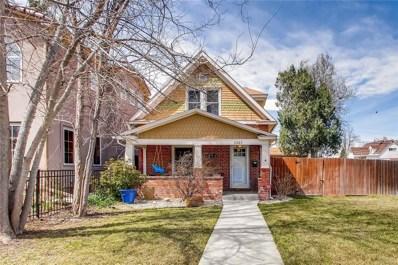 2603 S Pennsylvania Street, Denver, CO 80210 - MLS#: 8477147