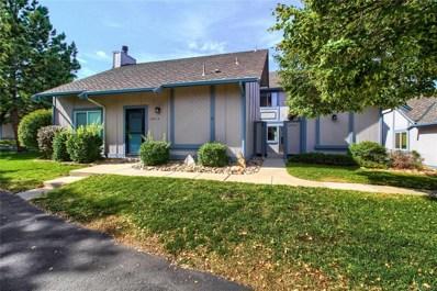 2447 S Victor Street UNIT D, Aurora, CO 80014 - MLS#: 8477654