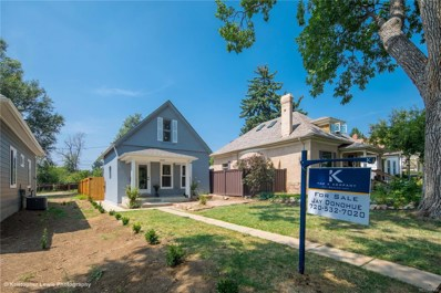 2527 Chase Street, Edgewater, CO 80214 - MLS#: 8480125