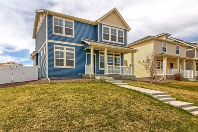 5006 Espana Way, Denver, CO 80249 - #: 8480535