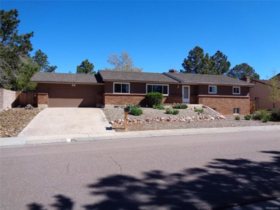 30 Arequa Ridge Drive, Colorado Springs, CO 80919 - MLS#: 8481763