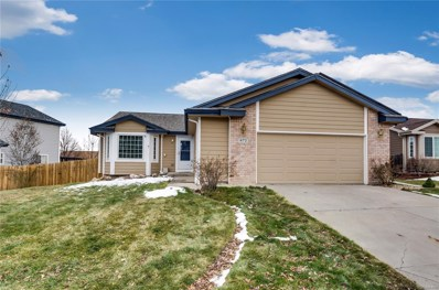 872 Bartlett Street, Castle Rock, CO 80104 - MLS#: 8484090