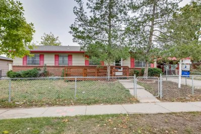5533 Crown Boulevard, Denver, CO 80239 - MLS#: 8488601